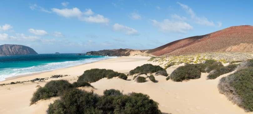 La Graciosa: l'ottava isola delle Canarie, selvaggia e sconosciuta