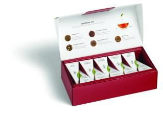 Tea Fortè: la cerimonia del tè con filtri piramidali e aromi intriganti