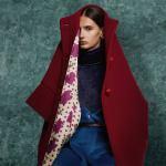 Un cappotto Alipinta è un fringuello sardo da indossare