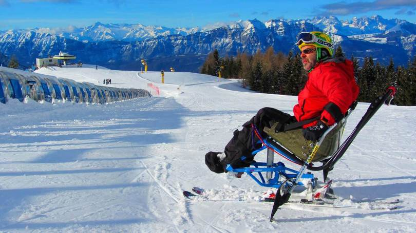 Vacanze sulla neve accessibili a tutti: ecco come