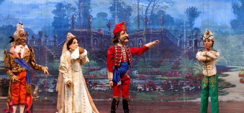 marionette di Carlo Colla & Figli