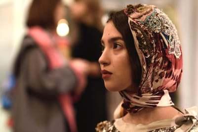 I turbanti unici di Antonio Marras a sostegno delle donne in terapia oncologica