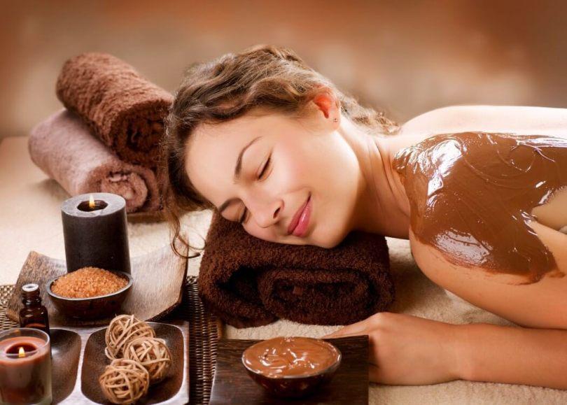 Rituale al cioccolato all'Armani/Spa
