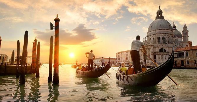 Bruga celebra l'eterna bellezza di Venezia