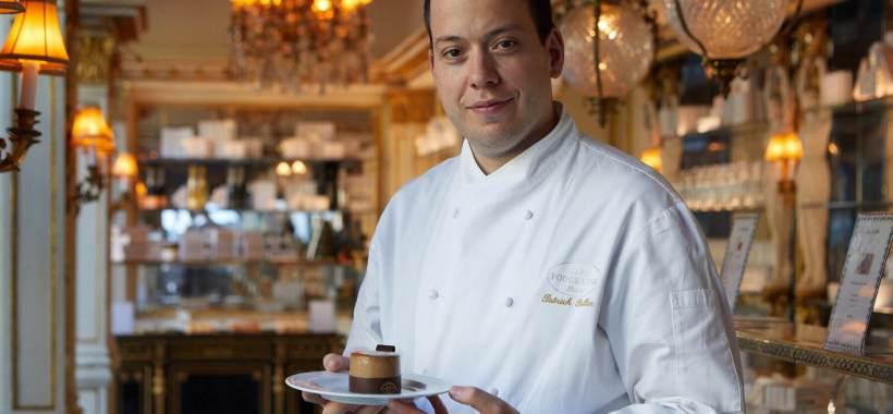 Al Badrutt's Palace Hotel di St. Moritz si celebra il Natale Russo