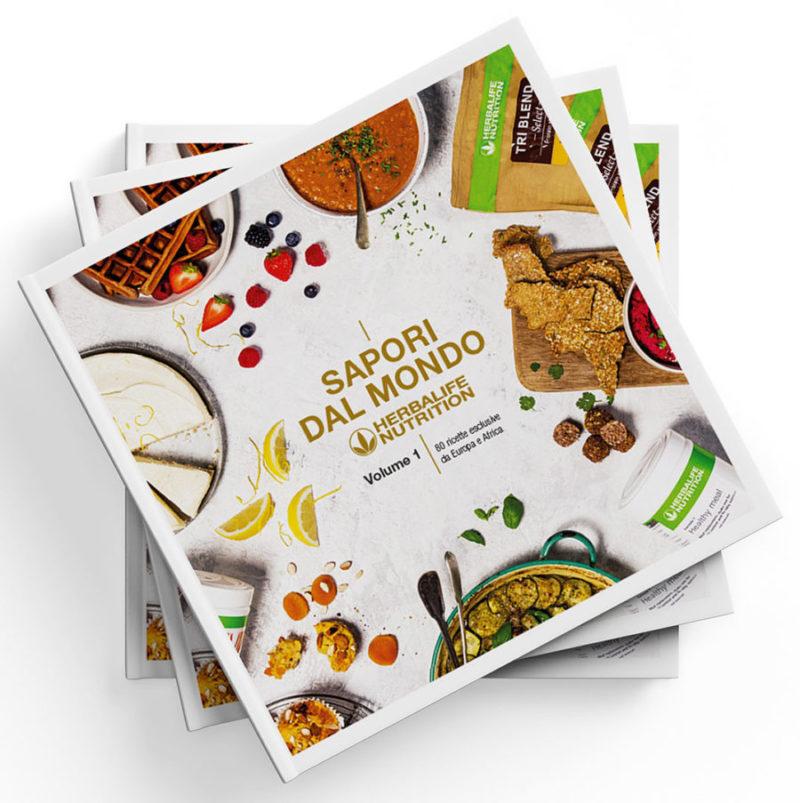 Sapori dal Mondo ispirazioni gastronomiche a cura di Herbalife Nutrition