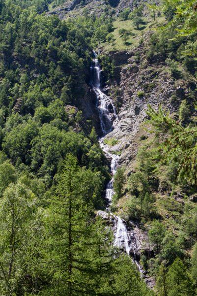 Torrente vallone Saint-Marcel