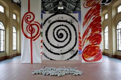 Paola Leone Morettini, una 'Signora' Artista con la spiritualità nel colore