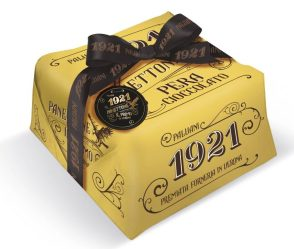 Gamma 1921_Panettone basso pera e cioccolato_low