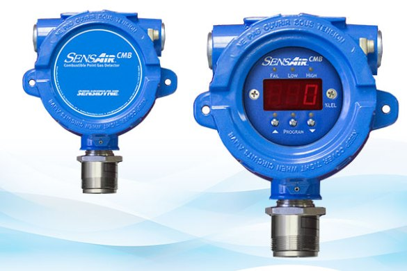 SensAlert Resources   Sensidyne     SensAir Point Gas Detector