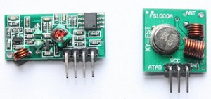 PLAY 315MHZ RF TRANSMITTER AND RECEIVER MODULES WITH ARDUINO