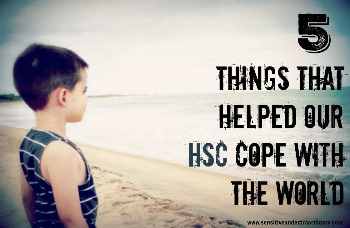 5 Things That Helped our HSC Cope With the World
