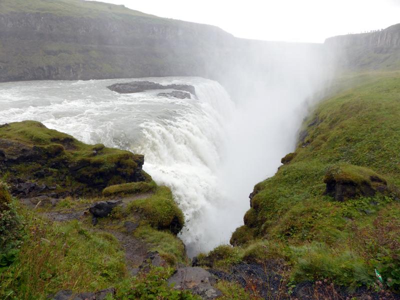 Voyage en Islande, de Reykjavik à Hveravellir en passant par Geysir et Gulfoss