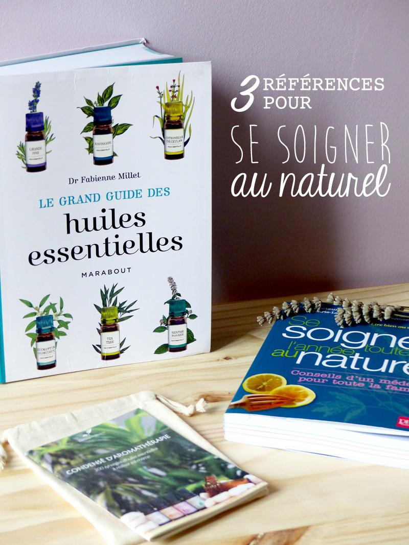 Livres et sites internet pour se soigner au naturel