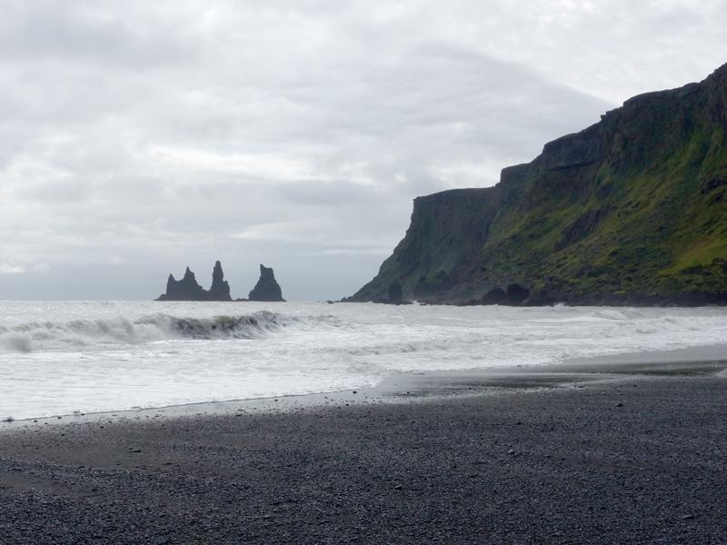 Voyage en Islande, Vík