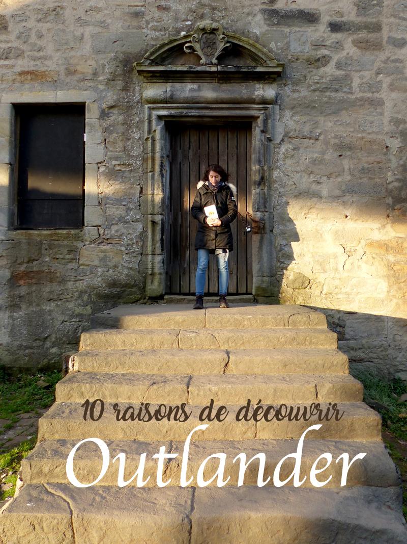 10 bonnes raisons de découvrir l'univers d'Outlander
