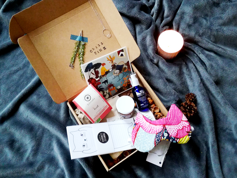 Ma french box: chill time