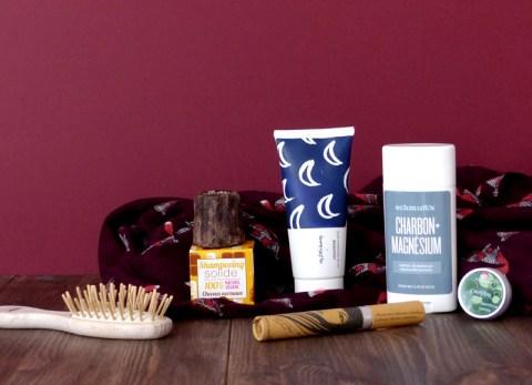 Revue produits naturels, les petits nouveaux de ma salle de bain green