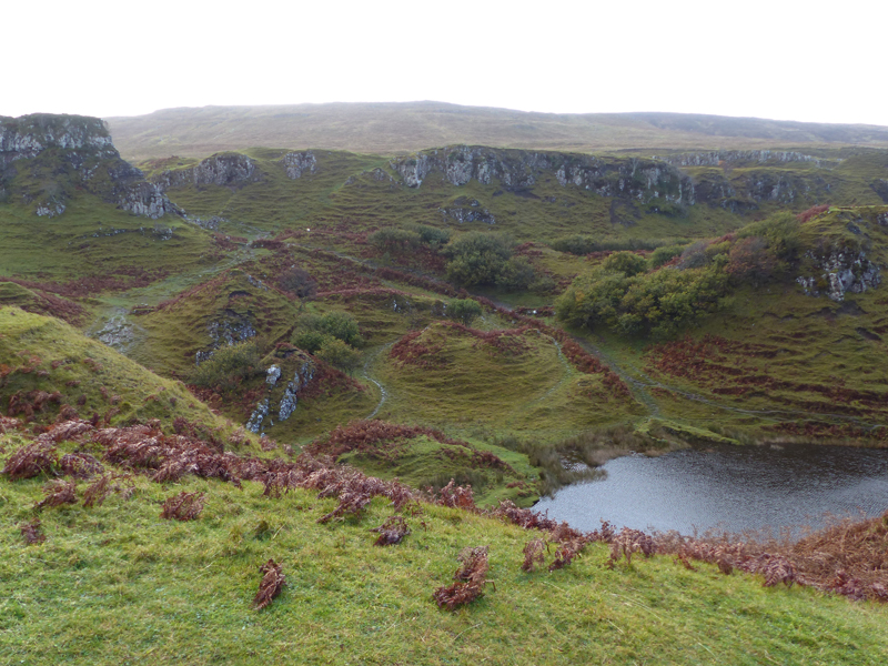 Road trip en Ecosse: Fairy Glen