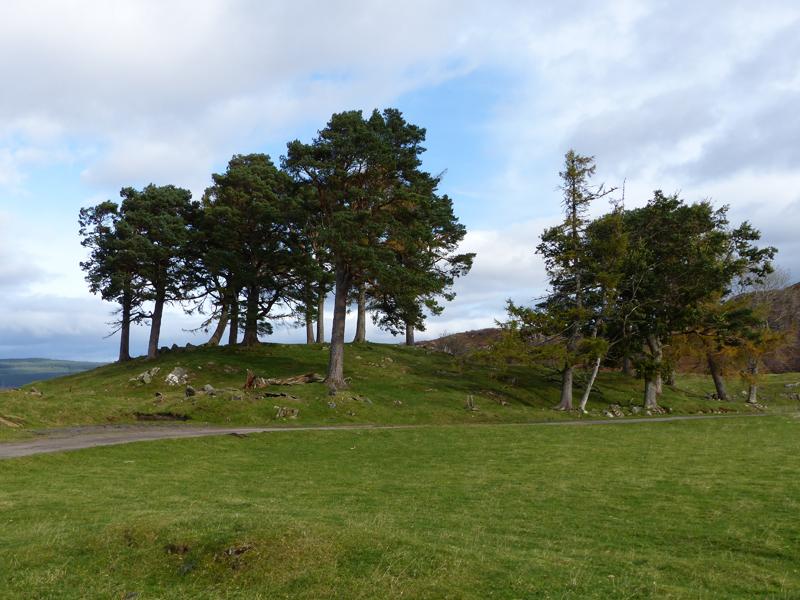 Road trip en Ecosse: Craigh na dun