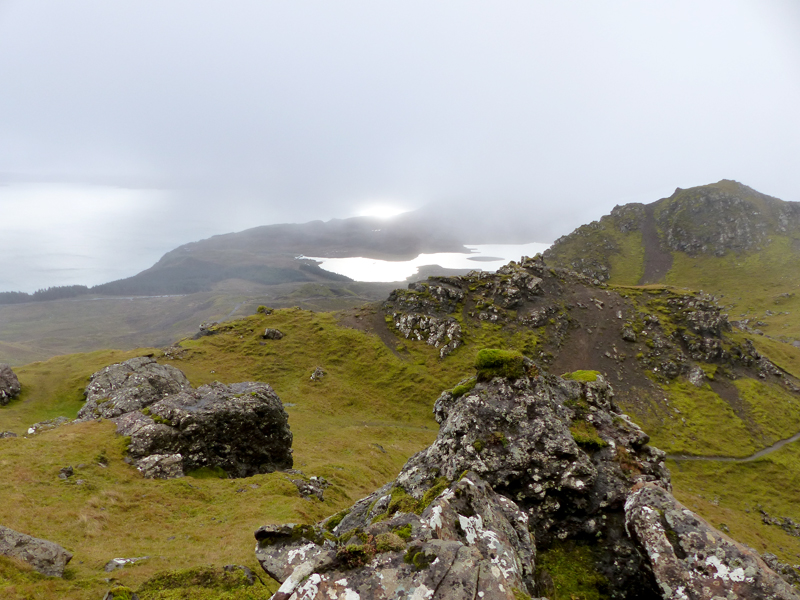 Road trip en Ecosse: Old man storr