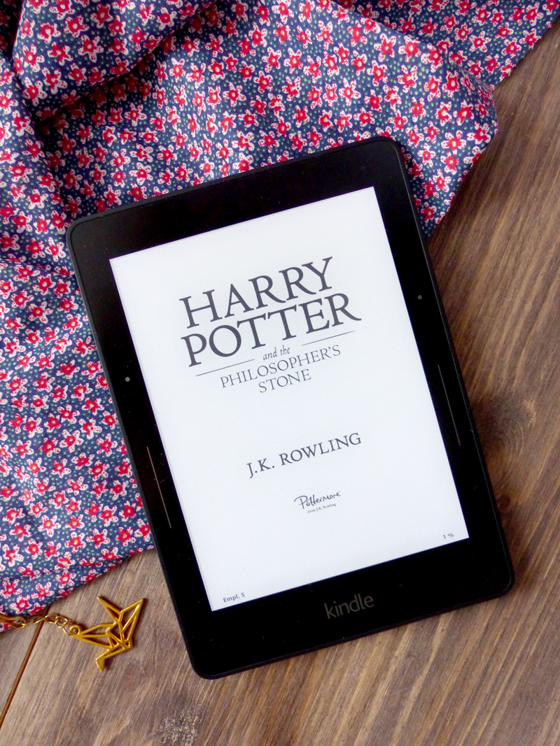 Bilan lecture : Harry Potter and the philosopher's stone