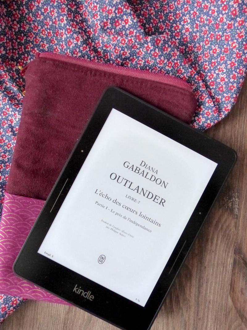 Bilan lecture : Outlander, l'écho des coeurs lointains partie 1