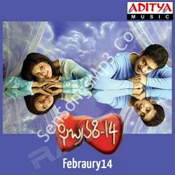 Febraury 14 2006 telugu movie songs posters images cd cover