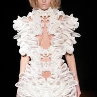 """Iris van Herpen's 3d printed Couture, """"Escapism"""""""