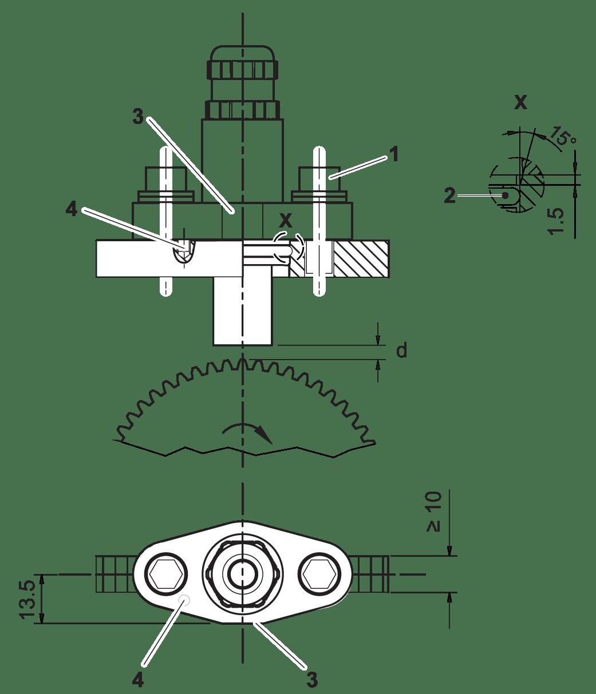 Speed Sensor Gel