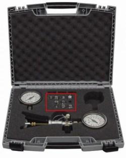 PGS pump adapter kit
