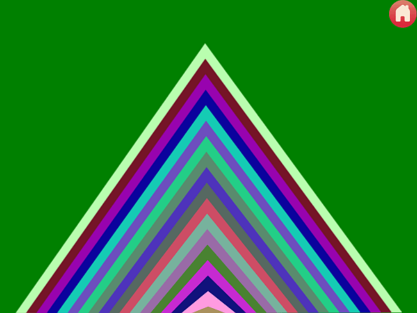 Triangle Speak Up pattern