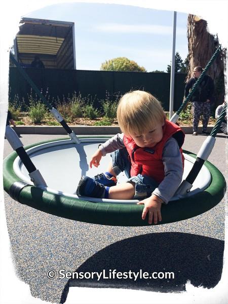 Magical Bridge Playground ~ Swinging Zone
