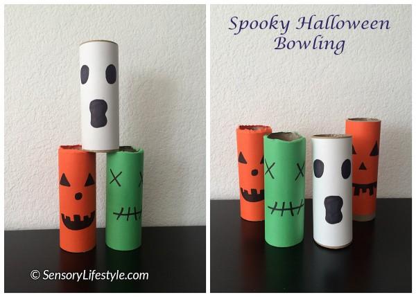 Spooky Bowling