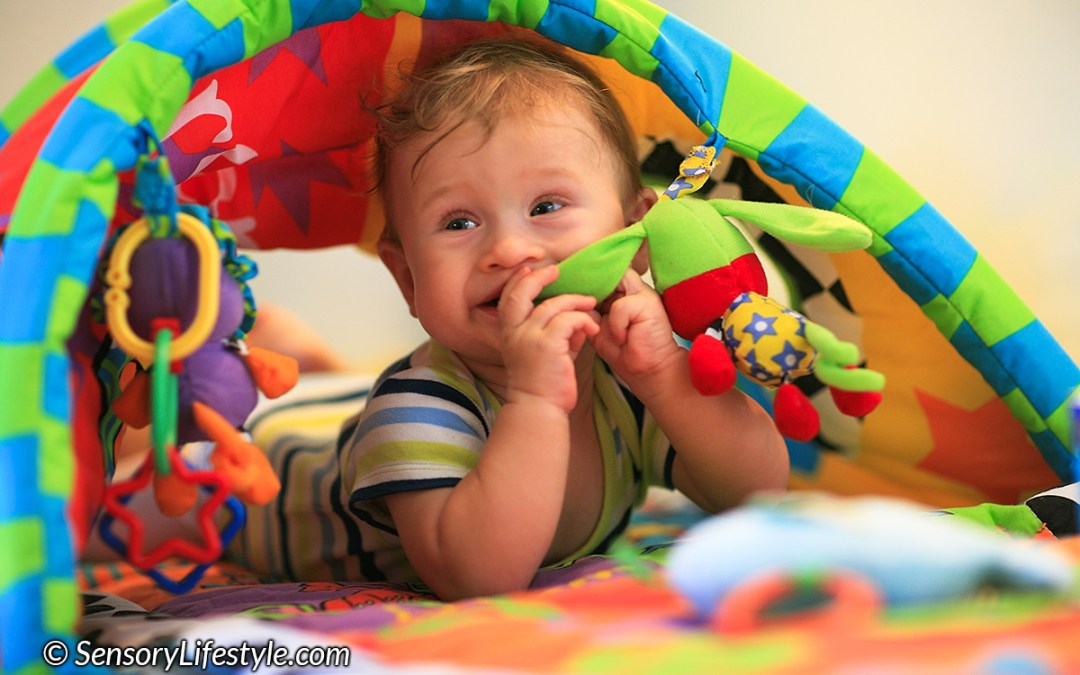 Month 7: Top 10 Sensory Activities for your 7 month old