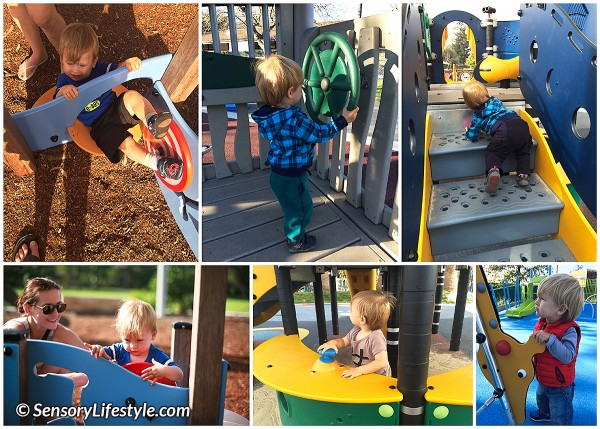 Playground exploration