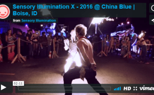 Sensory Illumination X – Video Recap of 2016