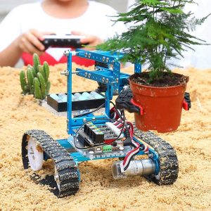 robot science kit STEM