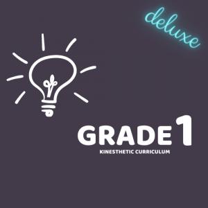 1st grade curriculum