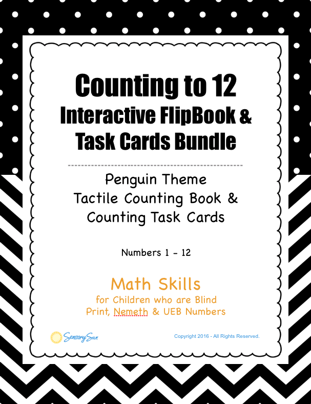 Penguin Interactive Task Cards and FlipBook Pin Image