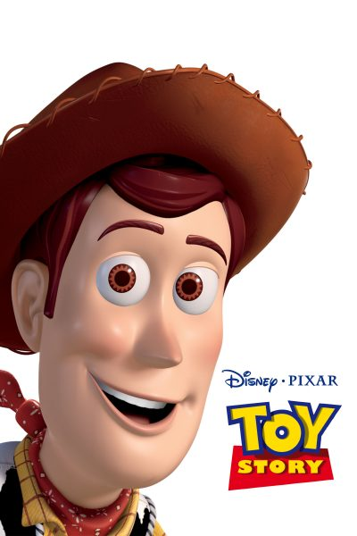 cover image woody character