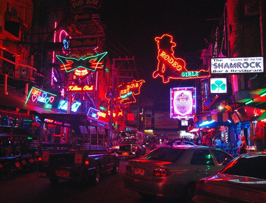 bars in Pattaya