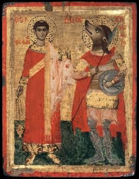 Risultati immagini per San Cristoforo Cinocefalo