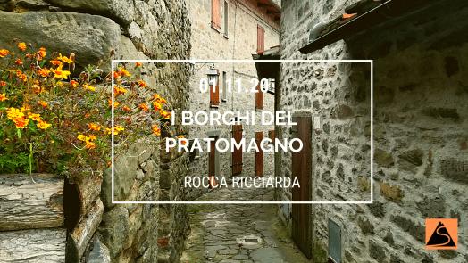Rocca Ricciarda - Pratoagno