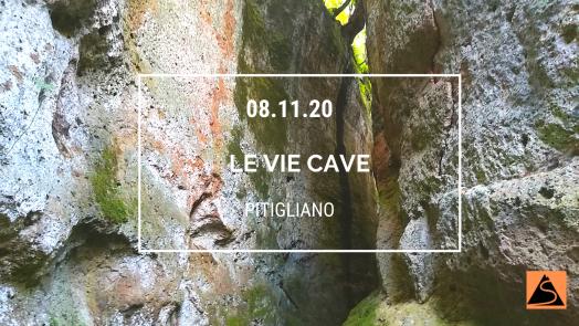 Vie Cave - Pitigliano