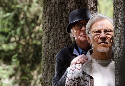 michael caine e harvey keitel in youth