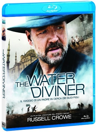 the water diviner blu ray