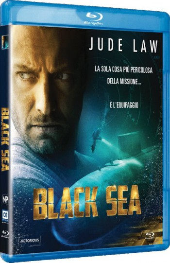 balck sea blu ray