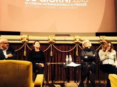 presentazione 50 giorni di cinema internazionale a firenze