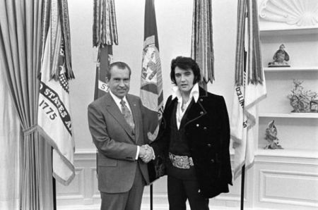 Elvis e Nixon